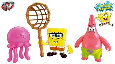 Spongebob Imaginext-spongebob & Patrick Figures Twin Pack