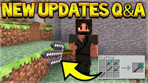 minecraft updates  ores   added mcpe