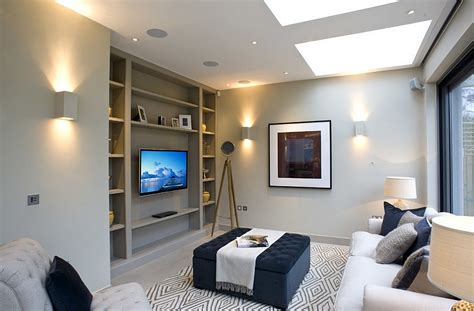 small family room how to design a trendy fun family room