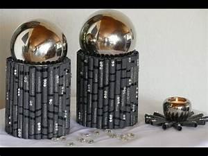 Basteln Mit Tapete : basteln mit papier oder tapete wohnraumdeko teelichtuntersatz vase youtube fr hling ~ Orissabook.com Haus und Dekorationen