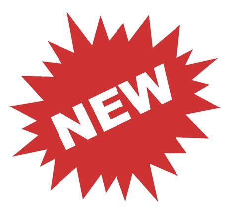 New Sticker Png Transparent Image