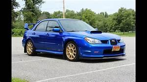 Quick Tour 2006 Subaru Impreza Wrx Sti