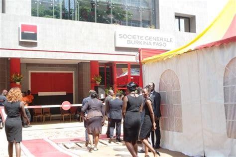 societe generale siege social burkina société générale inaugure welibank la 1ère