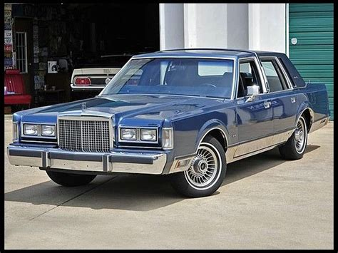 car owners manuals for sale 1986 lincoln continental transmission control 1986 lincoln town car sold for 6 000 cars i should have bought at auction lincoln town