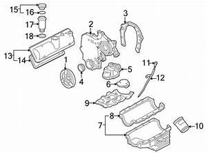 Buick Terraza Engine Valve Cover  Right  Liter  Maxx