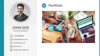 make resume in powerpoint resume powerpoint template