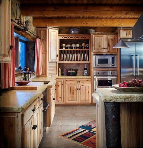 log cabin kitchen cabinets log cabin kitchens farmhouse kitchen wichita by
