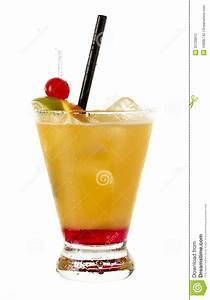 Mai Tai Drink Cocktail Stock Photography - Image: 33726872