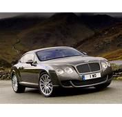 Car New Models Wallpapers Bentley Continental GT
