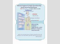 Training Mental Hygiene & Adult Guardianship Social