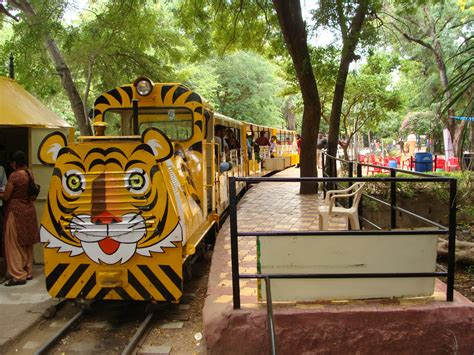 park zoological hyderabad nehru safari india train animals tour visit ride klook backpacker since