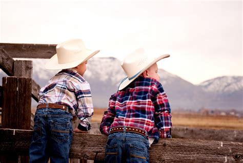 jenny martinez photography lil cowboys