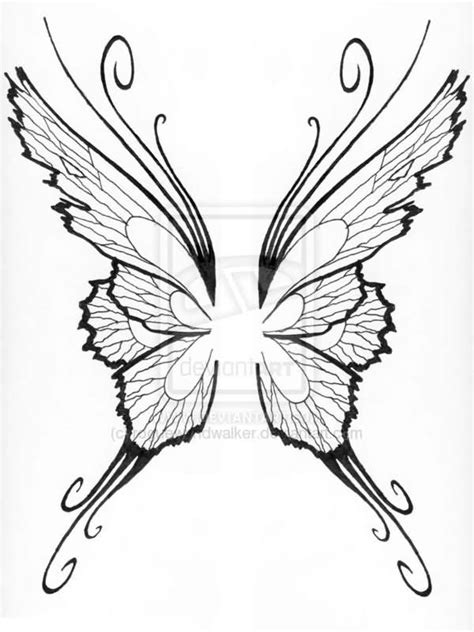 Pin by Angela Marrietta on Ink   Fairy wing tattoos, Fairy tattoo designs, Butterfly wing tattoo