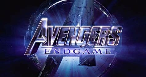 Avengers 4 Is Officially Titled Avengers