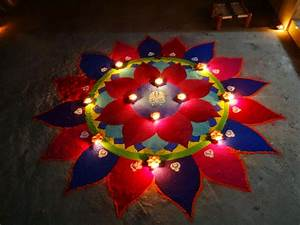 {*Latest} Rangoli Design for Diwali 2016 Images Photos ...
