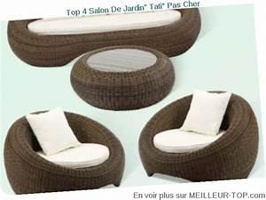 Petit Salon De Jardin Pas Cher : meilleur top 4 salon de jardin tati pas cher novembre 2018 ~ Teatrodelosmanantiales.com Idées de Décoration