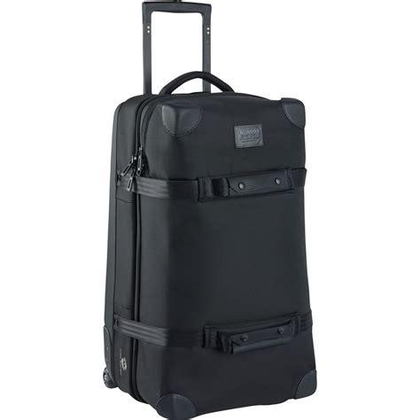 Burton Wheelie Double Deck Rolling Gear Bag  5248cu In