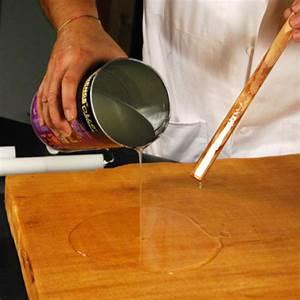 Peinture Résine Pour Meuble : appliquer une r sine sur des meubles ~ Dailycaller-alerts.com Idées de Décoration