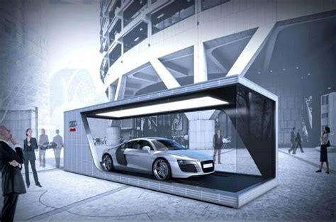 container car dealer google car event showroom