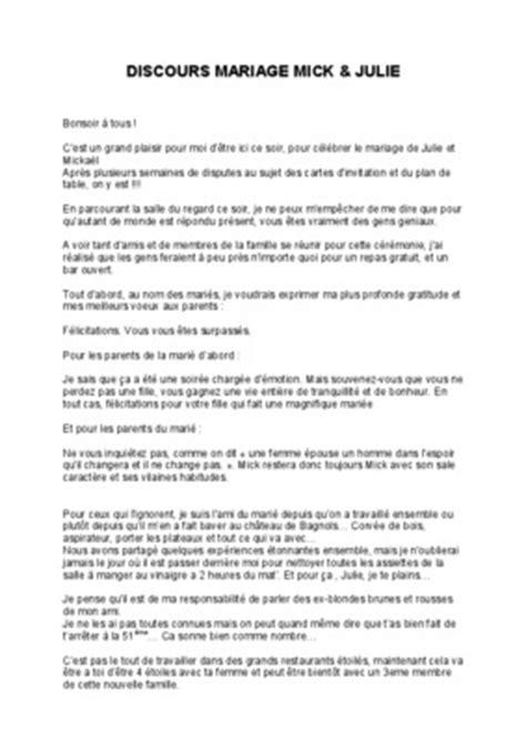 discours du maire pour un mariage pdf notice manuel d
