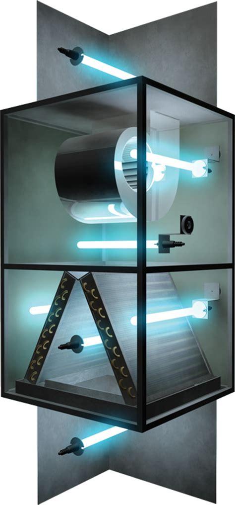 Fresh-Aire AHU UV Air Purifier System