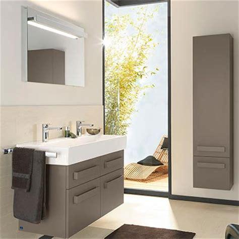 meubles salle de bains villeroy et boch up2u espace aubade