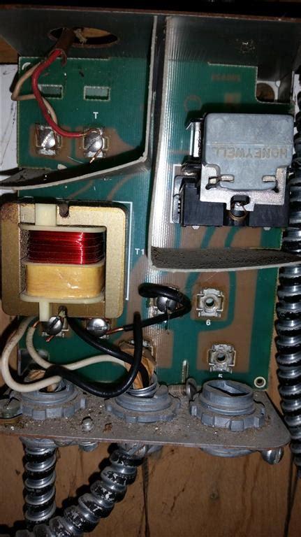circulator pump relay wiring honeywell ra heating