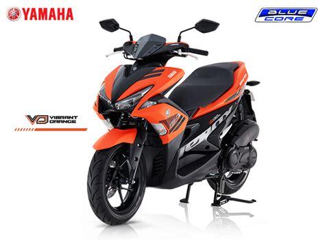 Tampilan Yamaha Mio Aerox 155 Filipina 2017