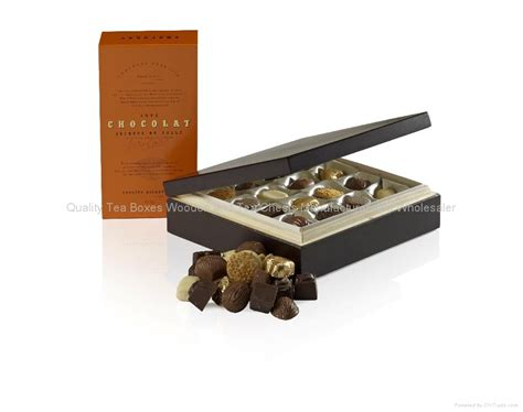 Chocolate Wooden Boxes EX W0172 (China Manufacturer