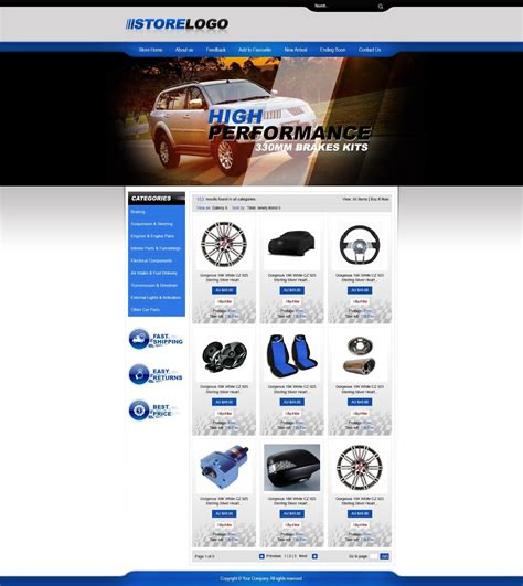 Ebay Store Design Templates Free by Ebay Templates Ebay Store Design Shopify Themes Autos Post