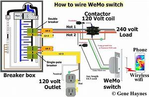 34 Sub Panel Wiring Diagram