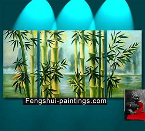 Bamboo Painting, Bamboo Paintings