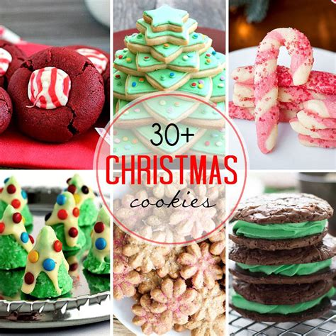 easy christmas cookies lemonsforlulucom