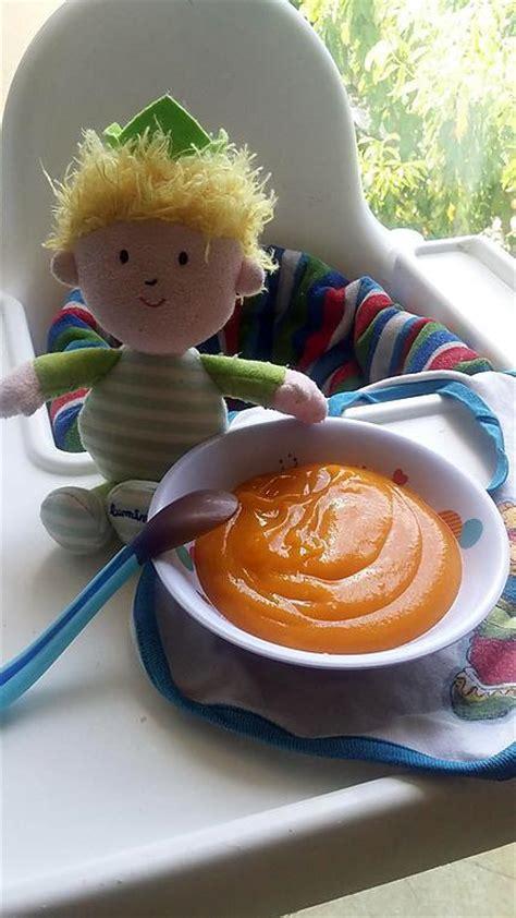 recette petit pot bebe patate douce recette de pur 233 e b 233 b 233 de patate douce