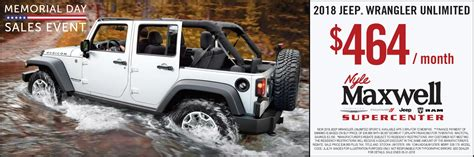 Our various teams are trained to. Nyle Maxwell Chrysler Dodge Jeep Ram | Auto Dealer in ...