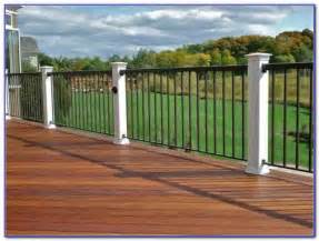 In Ground Pool Decks Designs by Wrought Iron Railings For Decks Decks Home Decorating