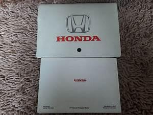 Jual Buku Pedoman Panduan Manual Book Honda Jazz Rs Di