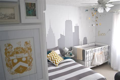 home nursery  guest room  design project