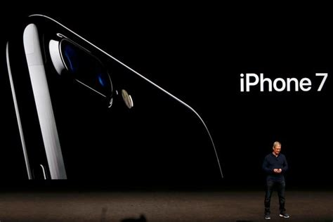 iphone 7 launch apple iphone 7 launch here s the whole 2016 event in just