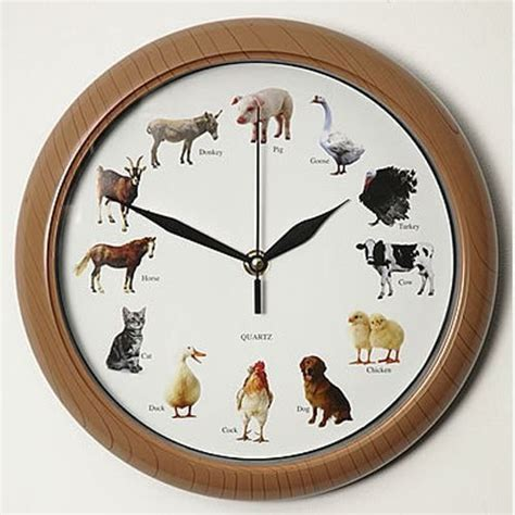brand  animal sound clock  animal sounds