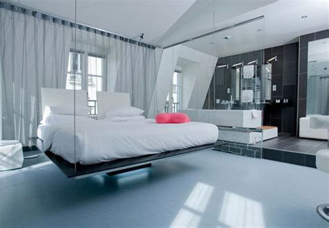 chambre d hotel design kube hotel à