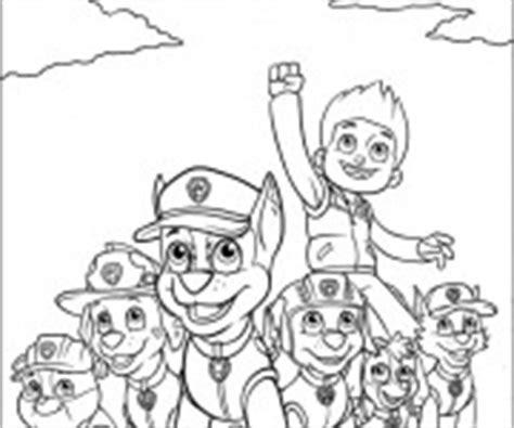 coloriage pat patrouille 3 gratuit 224 imprimer en ligne