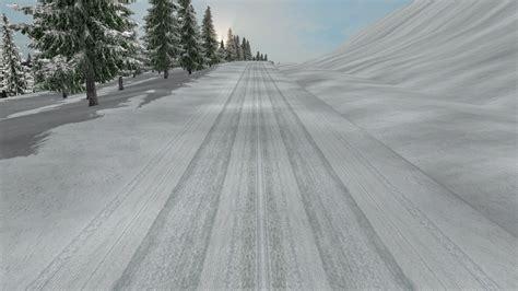 dalton  elliot hwy extreme winter map  gamesmods