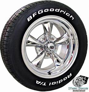 Find 15x6-15x7 POLISHED NEW REV CLASSIC WHEELS TIRES FORD MUSTANG 1965 1966 1967 1968 in Spring ...