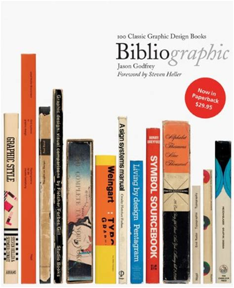 graphic design books book review bibliographic 100 classic graphic design