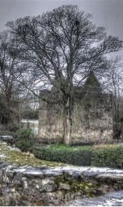 Buncrana Castle and O'Doherty's Keep Just across the Crana ...
