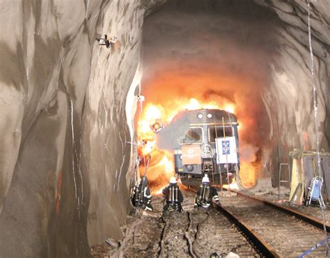 Approach to Tunnel Design for Fire Loads