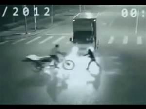 Superman, Alien or Teleportation caught on Tape - YouTube