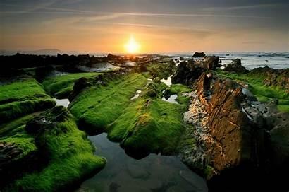 Amazing Sunrise Landscape Nature Desktop Wallpapers Mobile