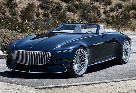 New Maybach 2017 by 2017 Mercedes Maybach 6 Cabriolet Vision Concept